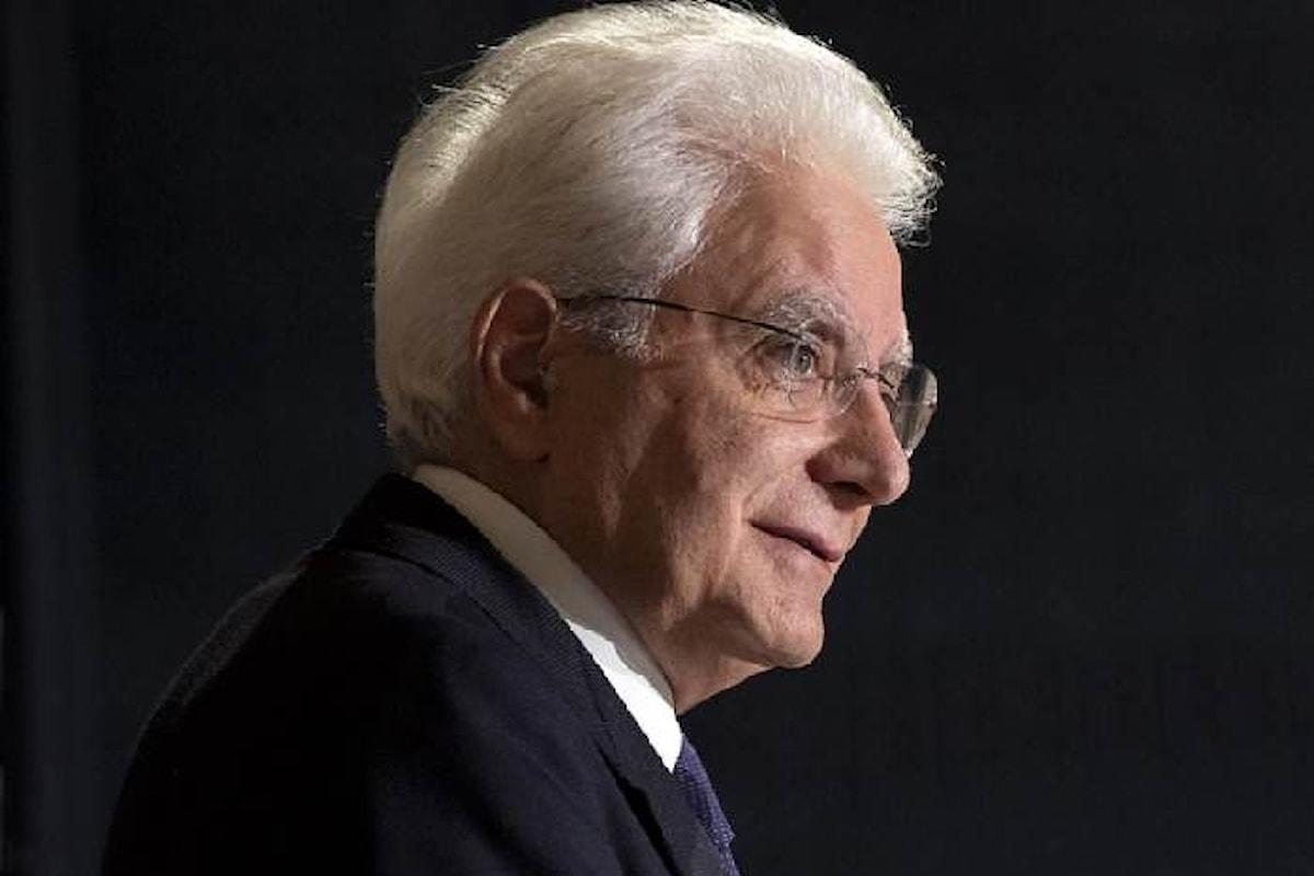 Anche Mattarella chiede al Governo di modificare la legge di Bilancio