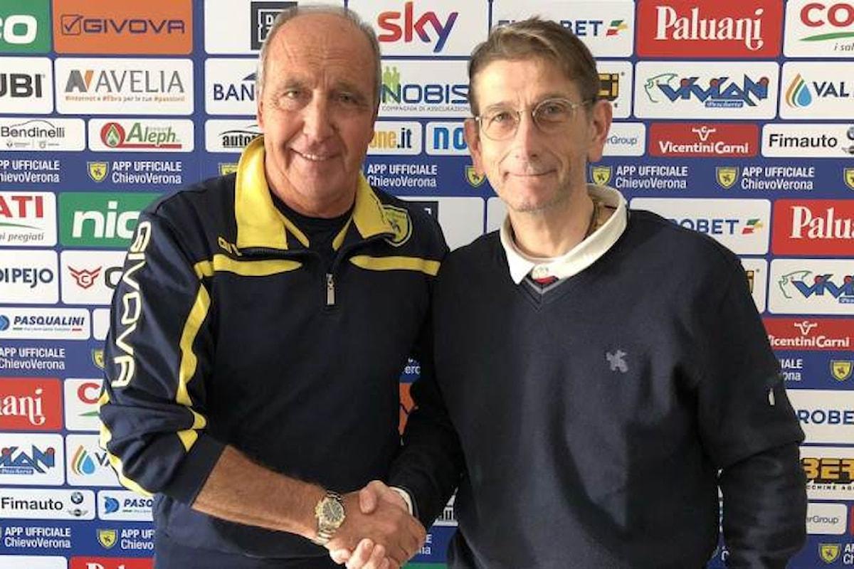Esonerato D'Anna, Ventura è il nuovo tecnico del Chievo