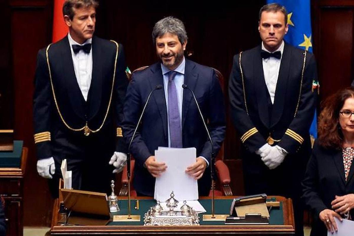 Roberto Fico non condivide di nuovo una scelta del Governo