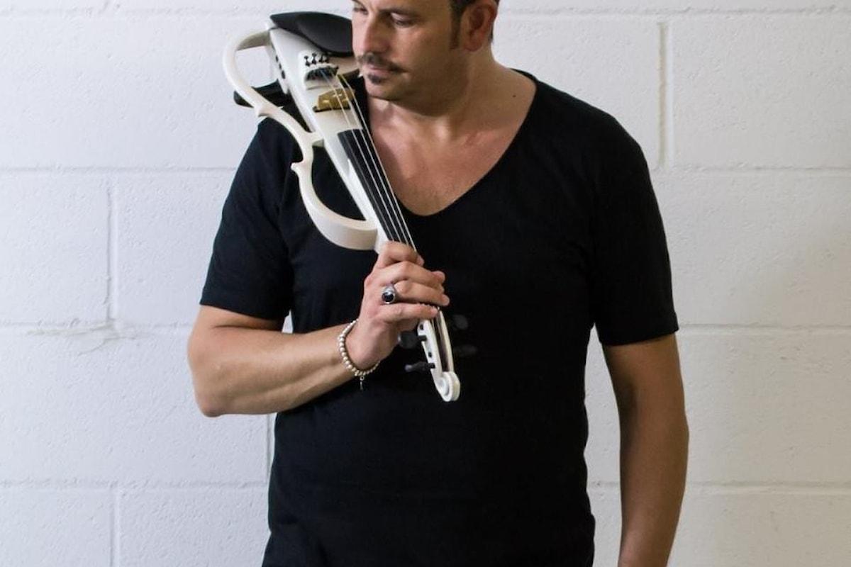 24 marzo, Mark Lanzetta (voice & violin performer) al Bobadilla di Bergamo