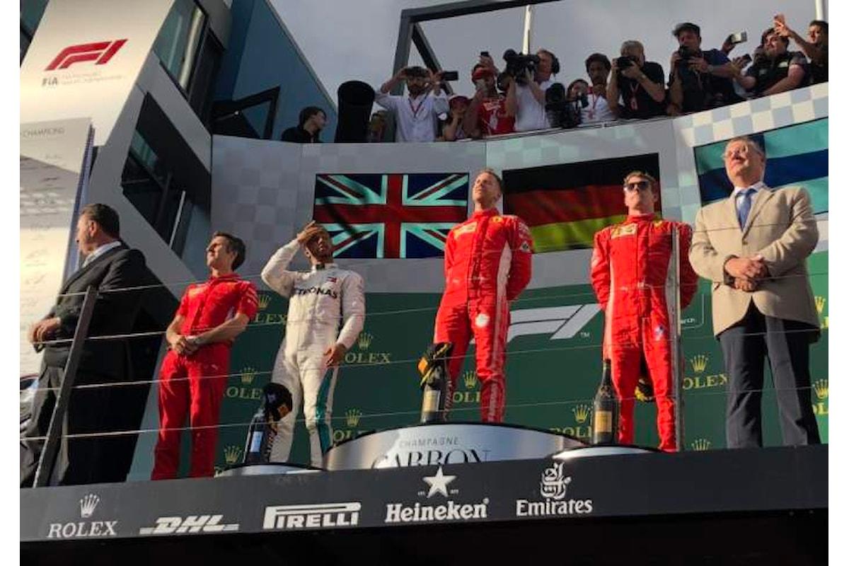 Vettel vince in Australia il primo GP del 2018 davanti ad un incredulo Hamilton. Ecco come c'è riuscito...