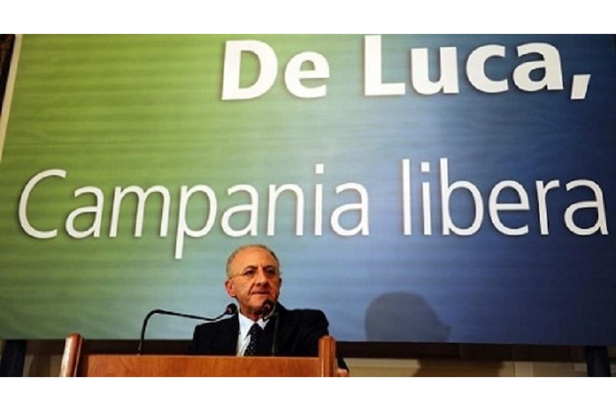 Grossi guai per il Pd: De Luca esce e si crea suo partito, cosa accade ora
