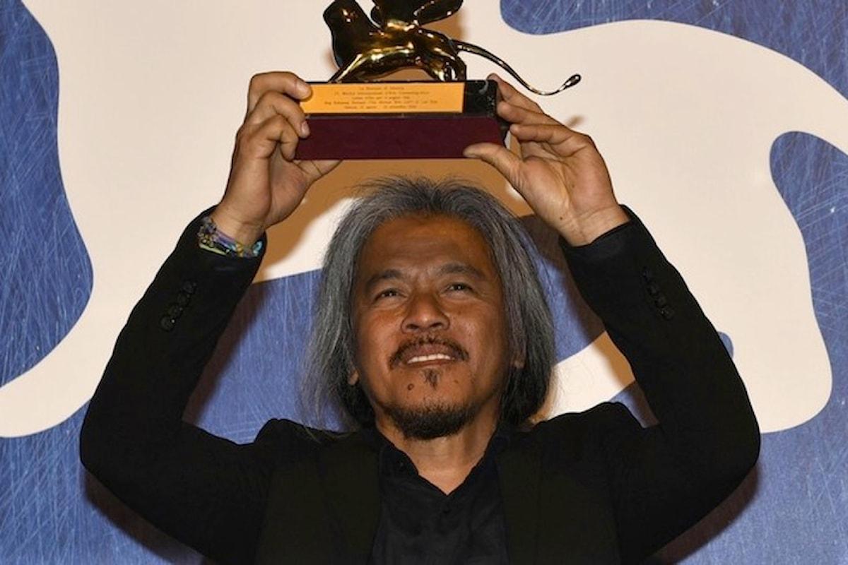 Il Leone d'Oro del Festival di Venezia per la prima volta alle Filippine
