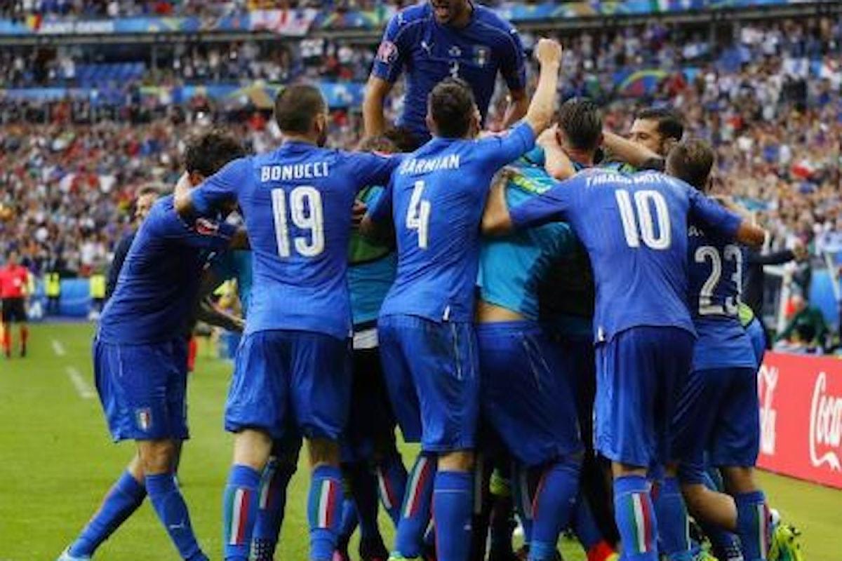 Perché l'Italia targata conte di Euro2016 non verrà dimenticata