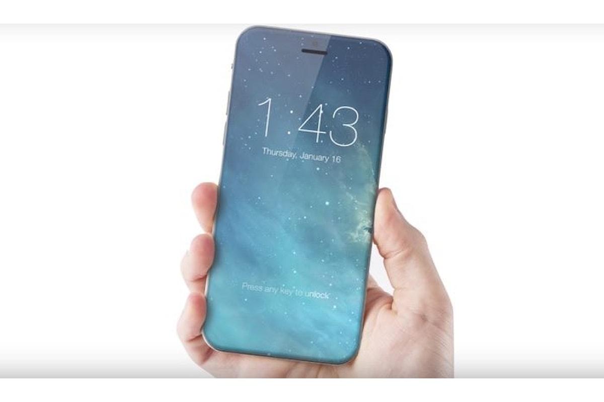 Come sarà l'iPhone 8 previsto per il 2017