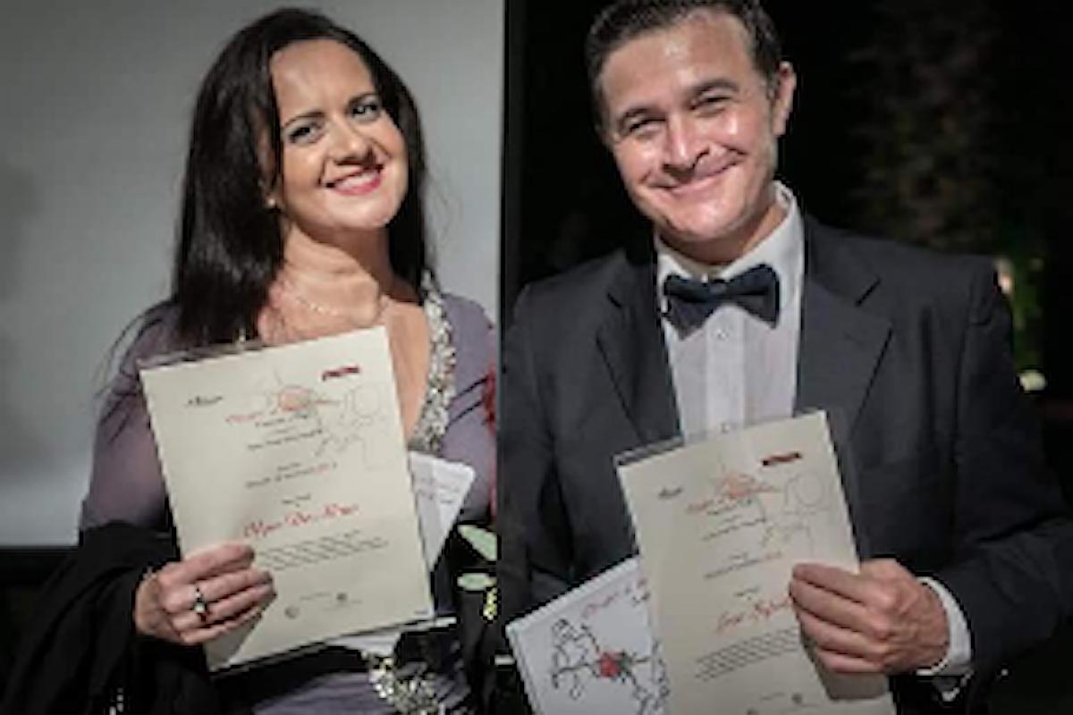 Premio Ritratti di Territorio al soprano Olga De Maio ed al tenore Luca Lupoli