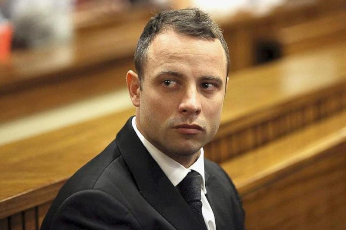 Nel processo di appello Pistorius è stato giudicato colpevole di omicidio e condannato a 15 anni