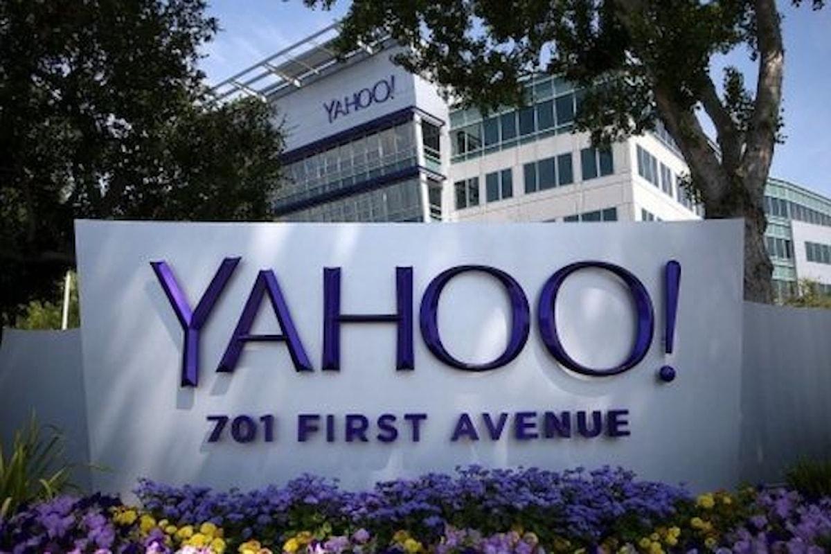 Yahoo conferma il furto dei dati di 500 milioni di utenti. Sarebbe opera di servizi segreti stranieri