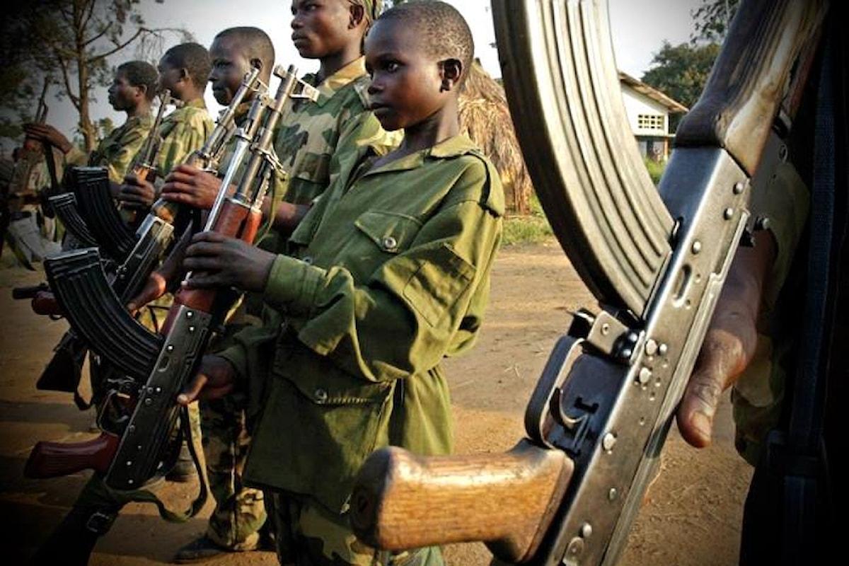 Sud Sudan, sono più di 100 i bambini rilasciati di recente dai gruppi armati, ma sono 19mila quelli che ancora ne fanno parte