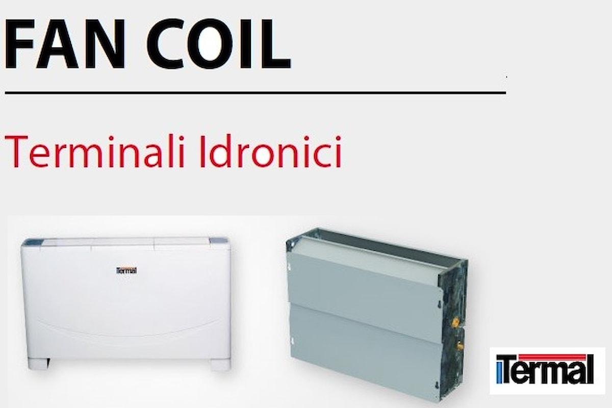 Termal Fan Coil: benessere termico in tutte le stagioni, in un solo apparecchio