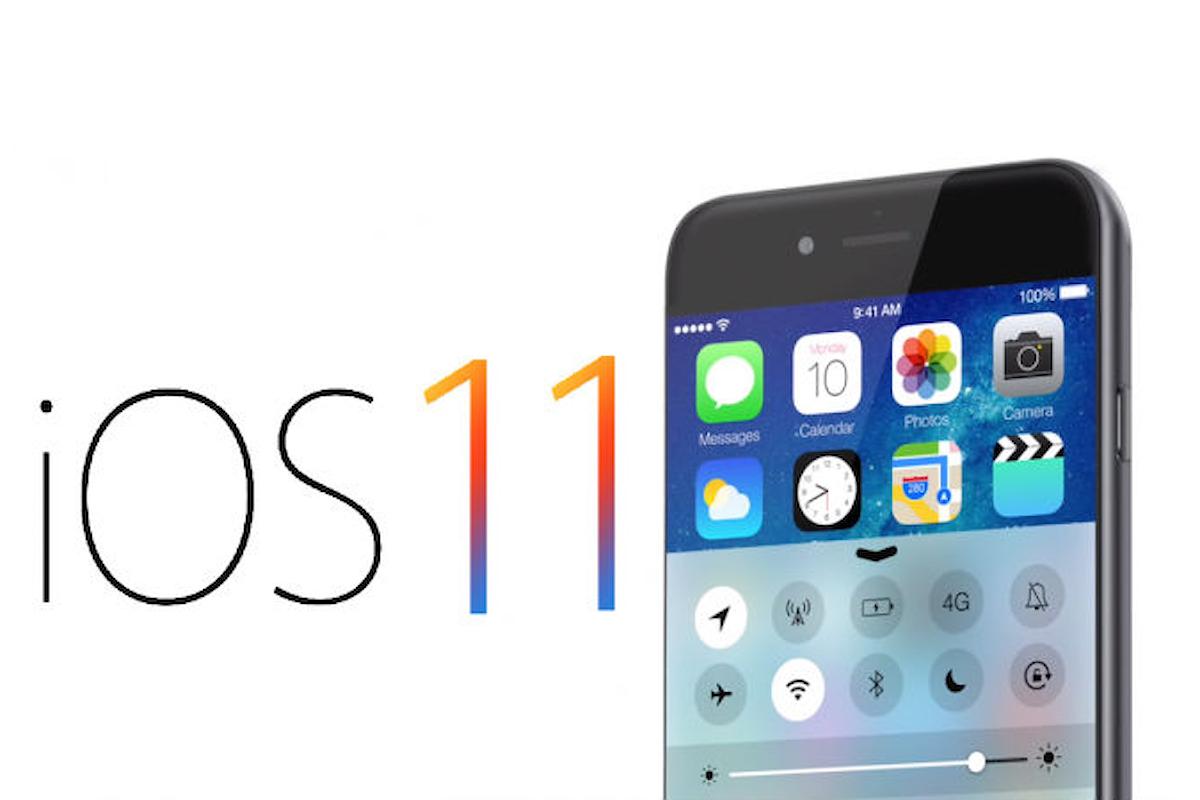 iOS 11 riduce l'autonomia della batteria su iPhone e iPad