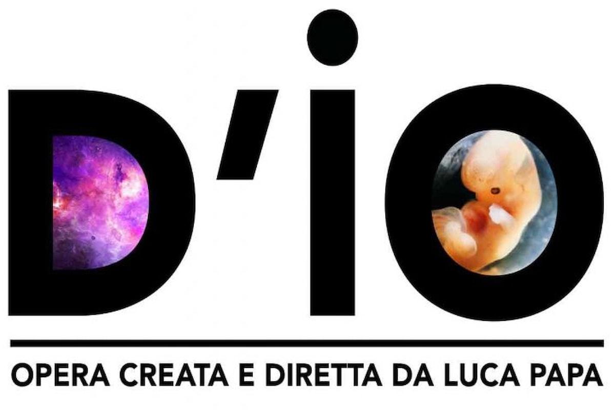 In scena al Molinari Art Center di Roma l'opera teatrale creata e diretta da Luca Papa: D'io