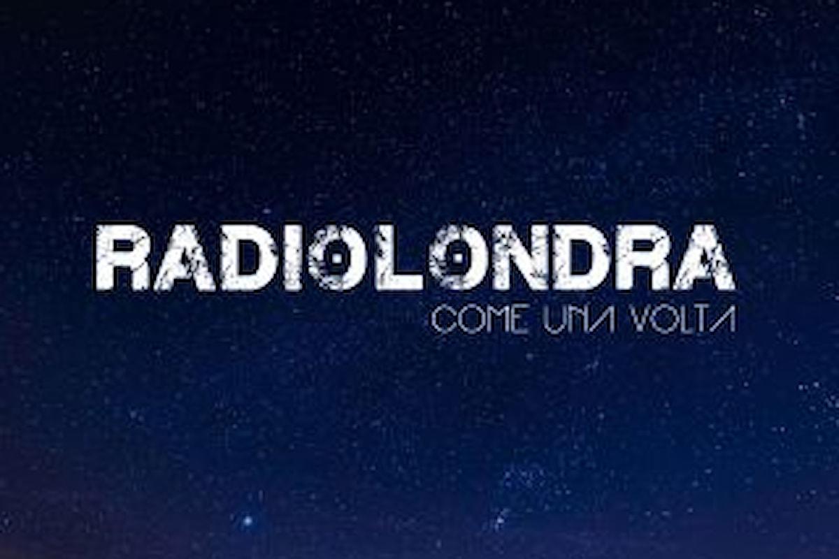 """RADIOLONDRA: """"COME UNA VOLTA"""" dal 18 settembre arriva il secondo singolo estratto dall'album """"Slurp"""""""