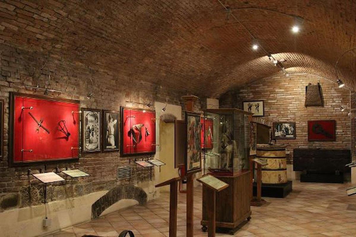Vieni a Siena e visita il Museo della Tortura!