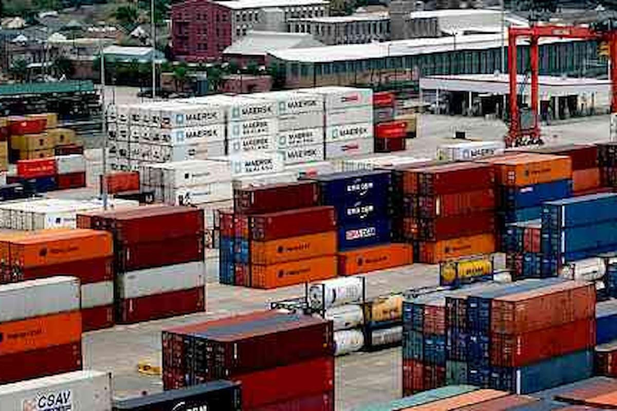 L'Istat comunica che a gennaio l'export dell'Italia è in calo