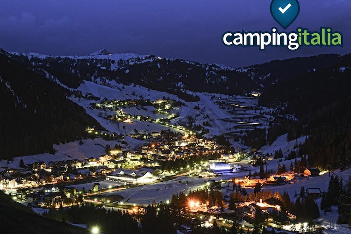 Vacanze in campeggio: Emilia Romagna e Trentino Alto Adige le più richieste a febbraio 2016