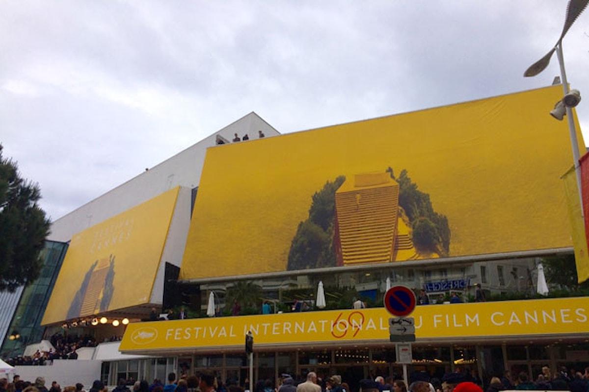 Si alza il sipario su Cannes 2016