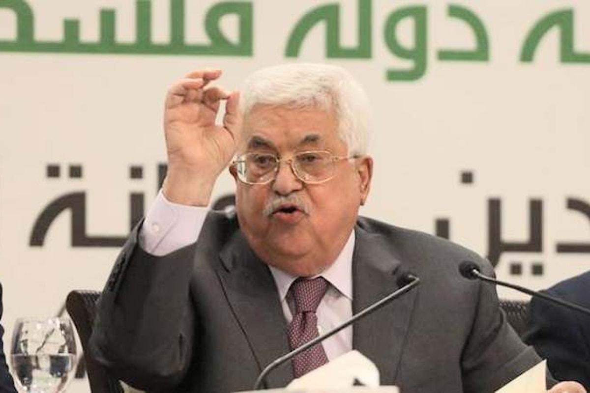 Il Consiglio Nazionale Palestinese non riconoscerà Israele se...