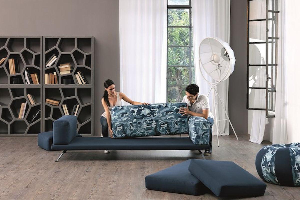 Under 2.0, il divano componibile all'infinito
