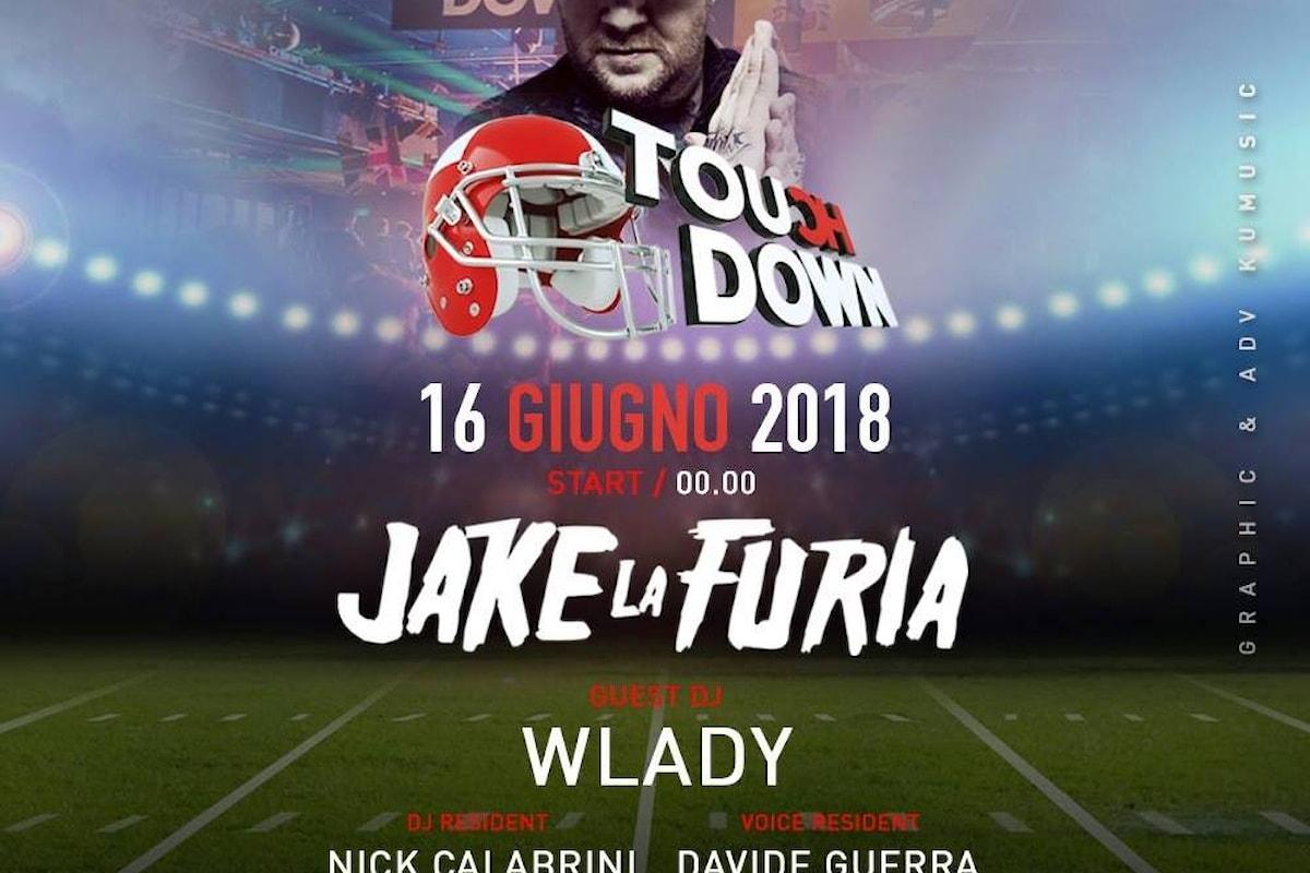 Touch Down Ibiza fa scatenare Mulino Lounge & Disco - Borghetto di Borbera (AL) con Jake la Furia, Wlady