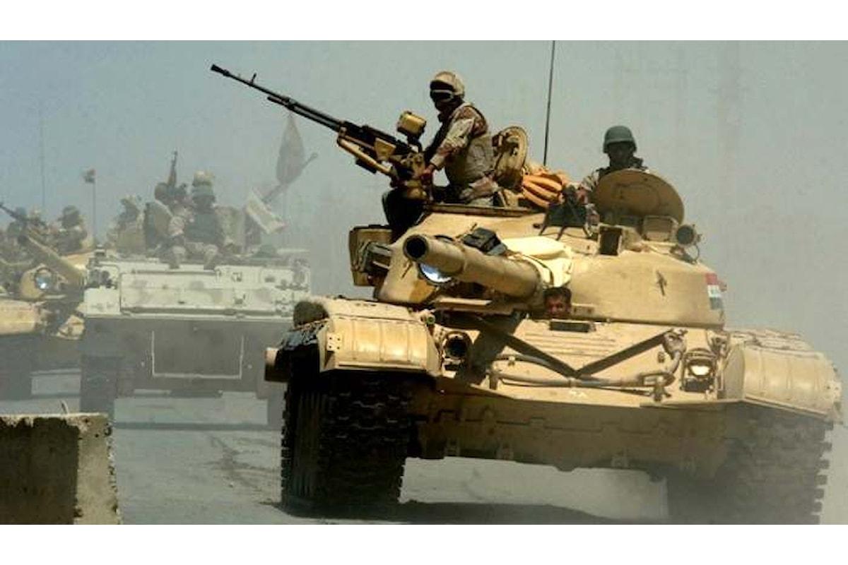 È ufficialmente iniziata la battaglia di Mosul. Il ruolo dell'esercito italiano