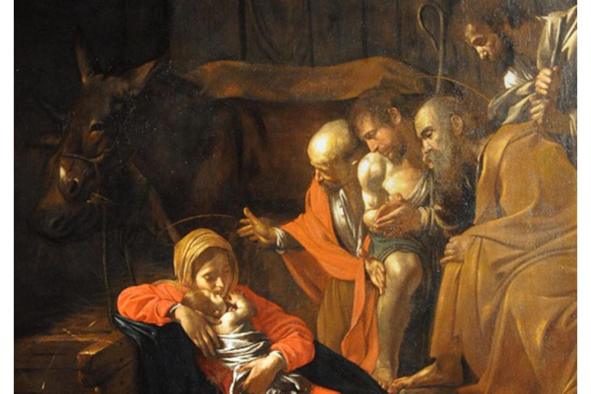 La natività di Caravaggio fra Camilleri e Guttuso