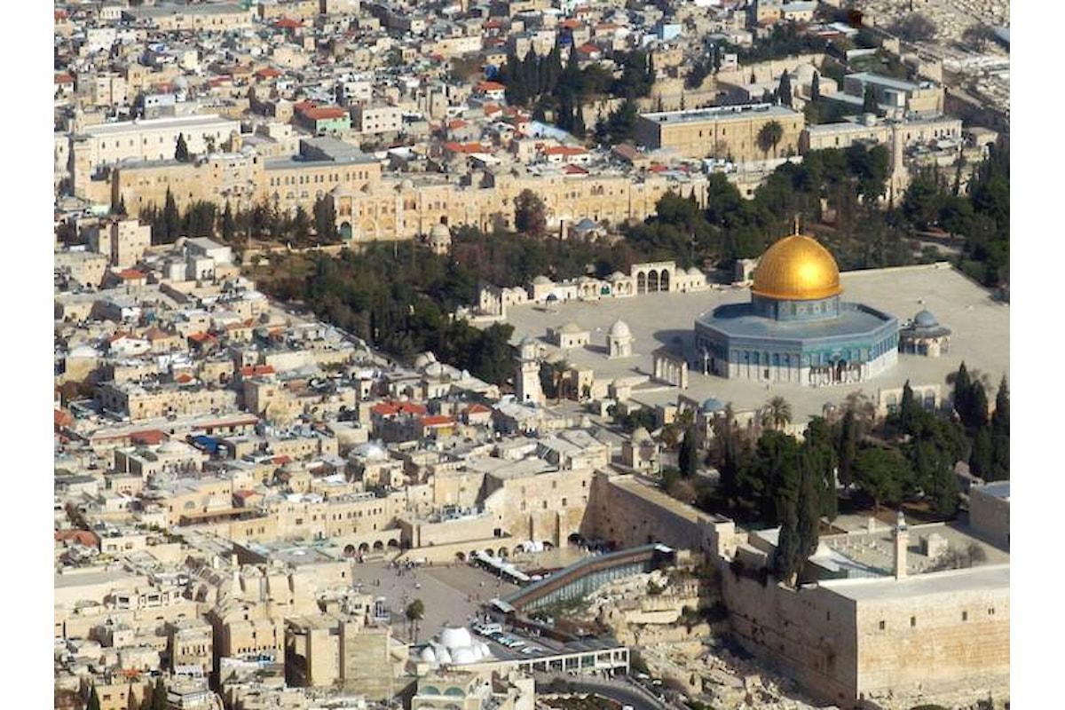 Trump ha deciso di spostare l'ambasciata Usa da Tel Aviv a Gerusalemme