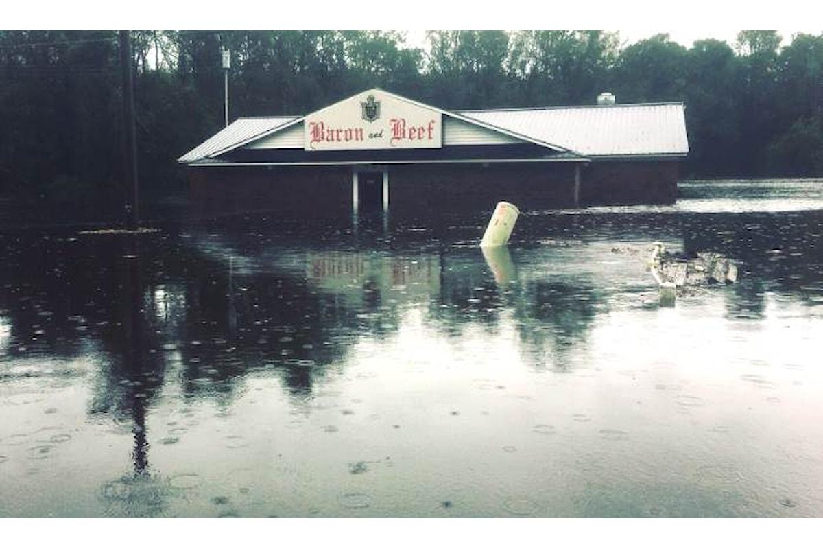 Salito a 17 il numero delle vittime causate dall'uragano Florence