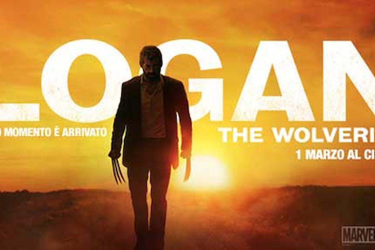 La presentazione del film LOGAN alla Berlinale 2017