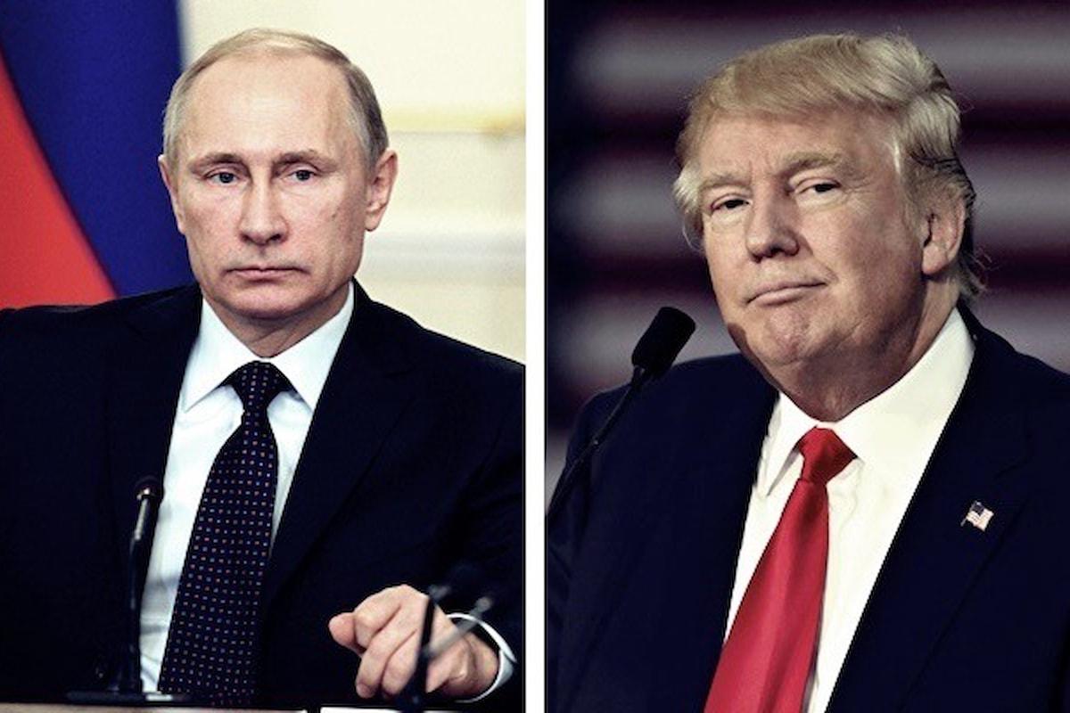Russia-USA, squilla il telefono: in ballo la revoca delle sanzioni?
