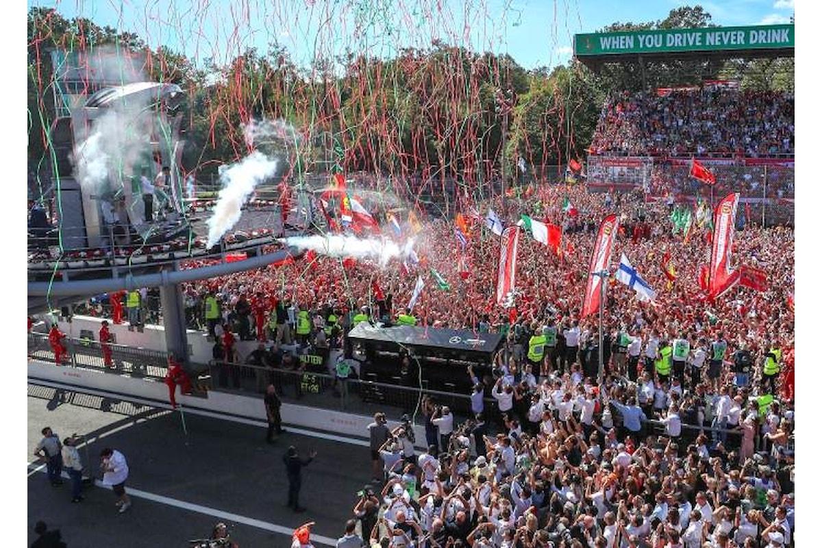 Formula 1, dopo 8 anni domenica la Ferrari ha la possibilità di tornare a vincere a Monza