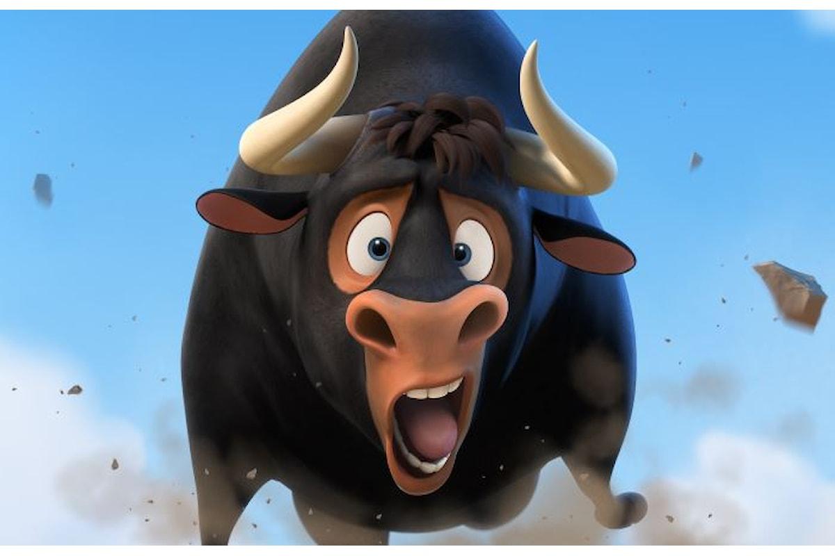 Ferdinand, film di animazione che si candida a riempire i cinema nel prossimo Natale