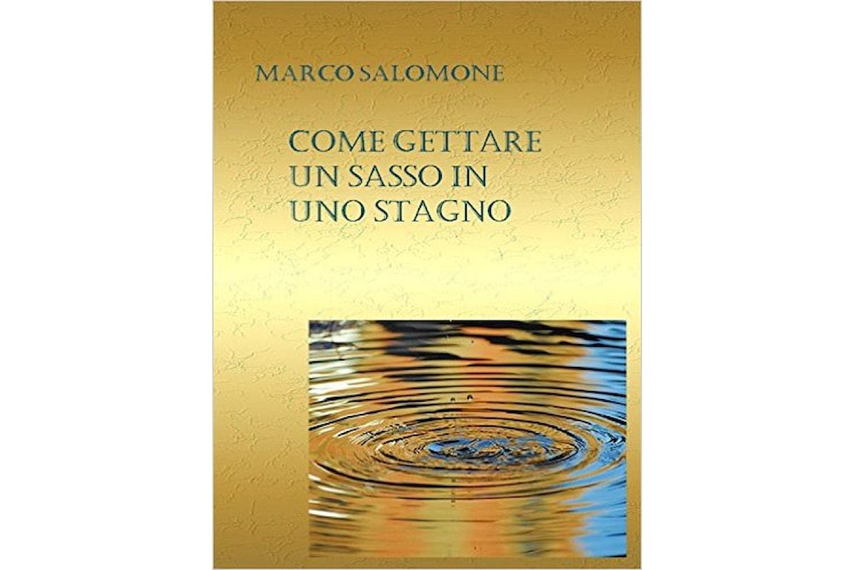 Il libro Come gettare il sasso in uno stagno al Salone del Libro di Torino