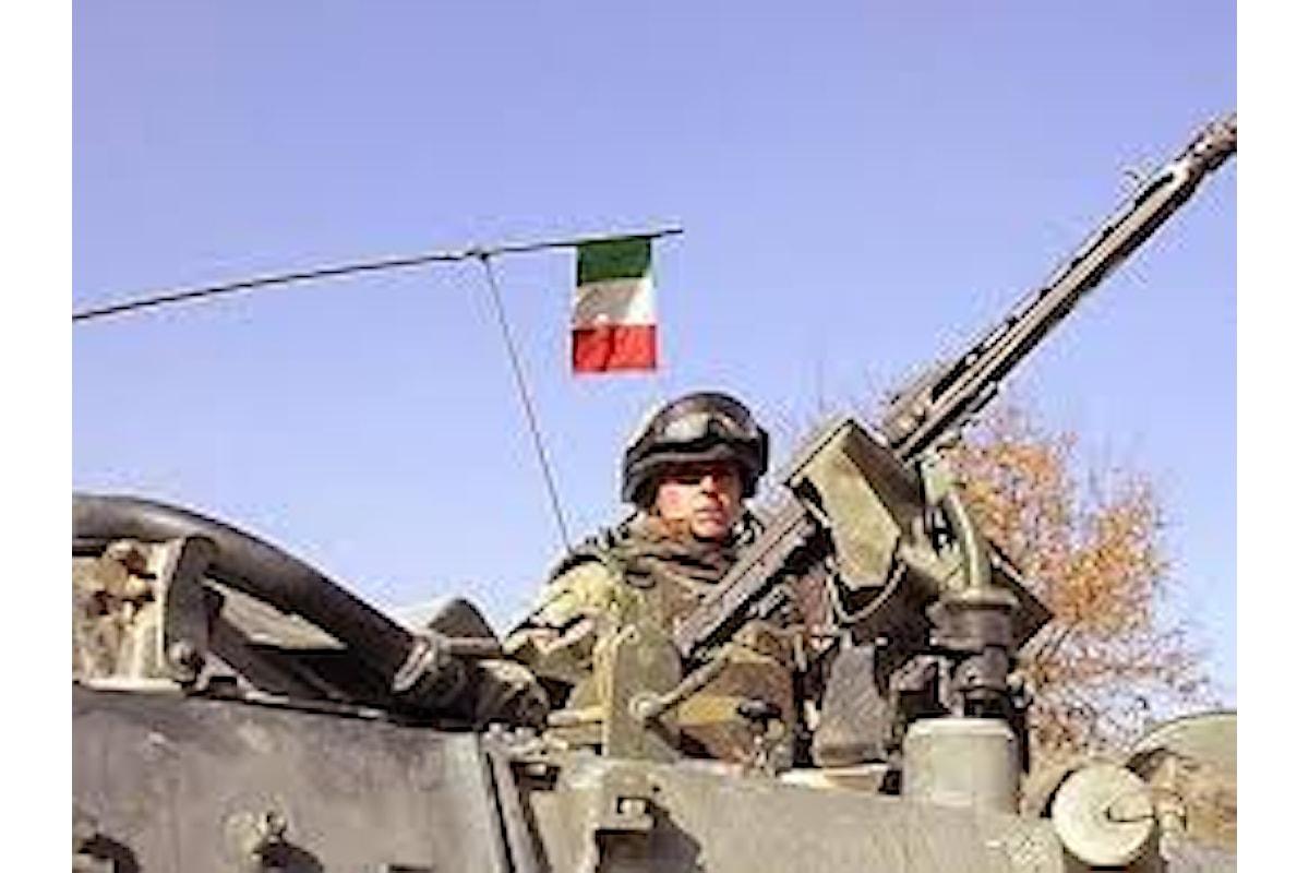 Bari, la Brigata Pinerolo in partenza per l'Afghanistan