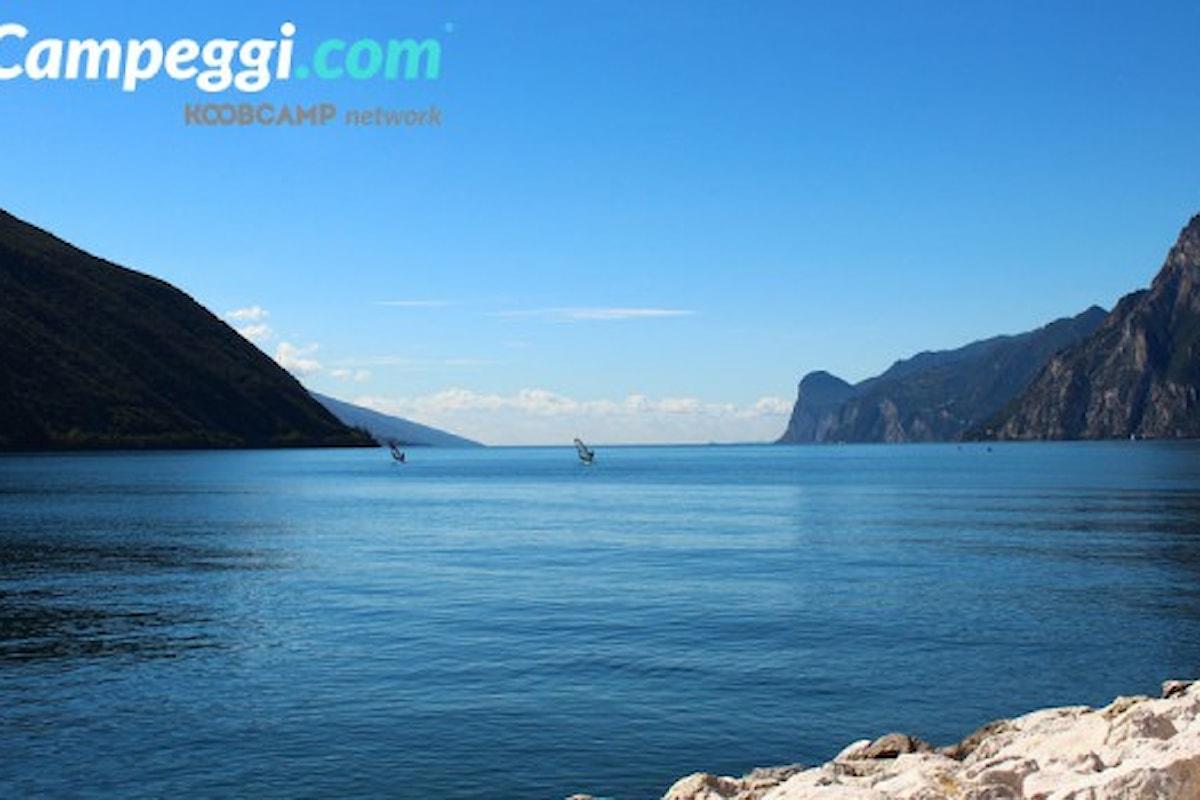 Campeggi ed eventi estivi sul Lago di Garda
