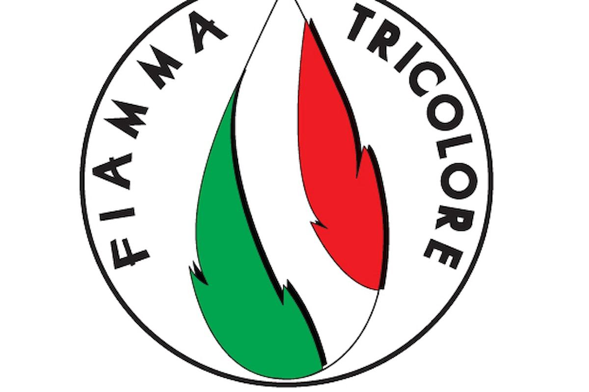 Fiamma Tricolore: No al Rosatellum