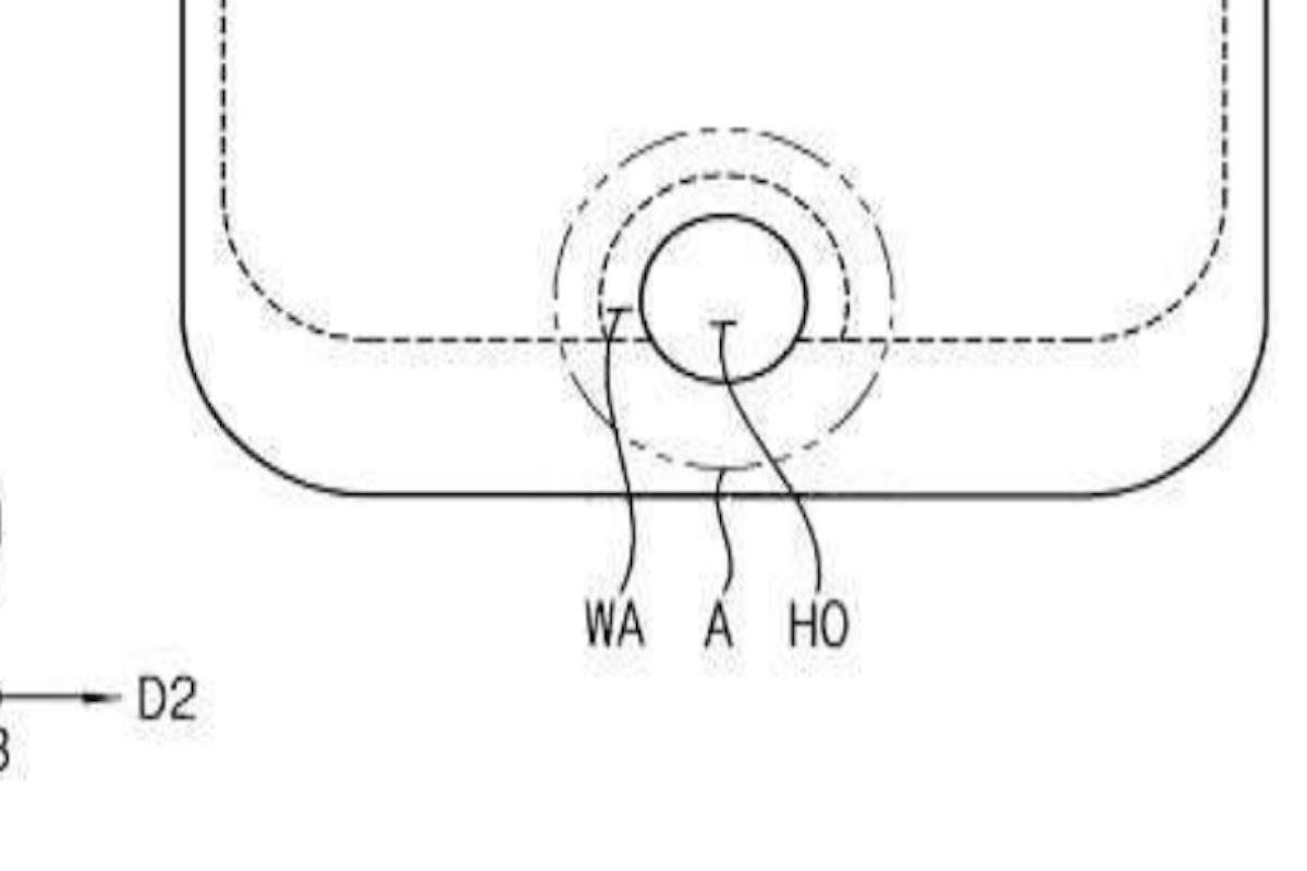 Samsung, brevetto per posizionamento Fingerprint