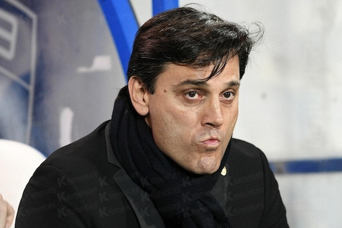 Milan, stasera l'unico risultato è vincere. Con l'AEK Montella vuole il riscatto