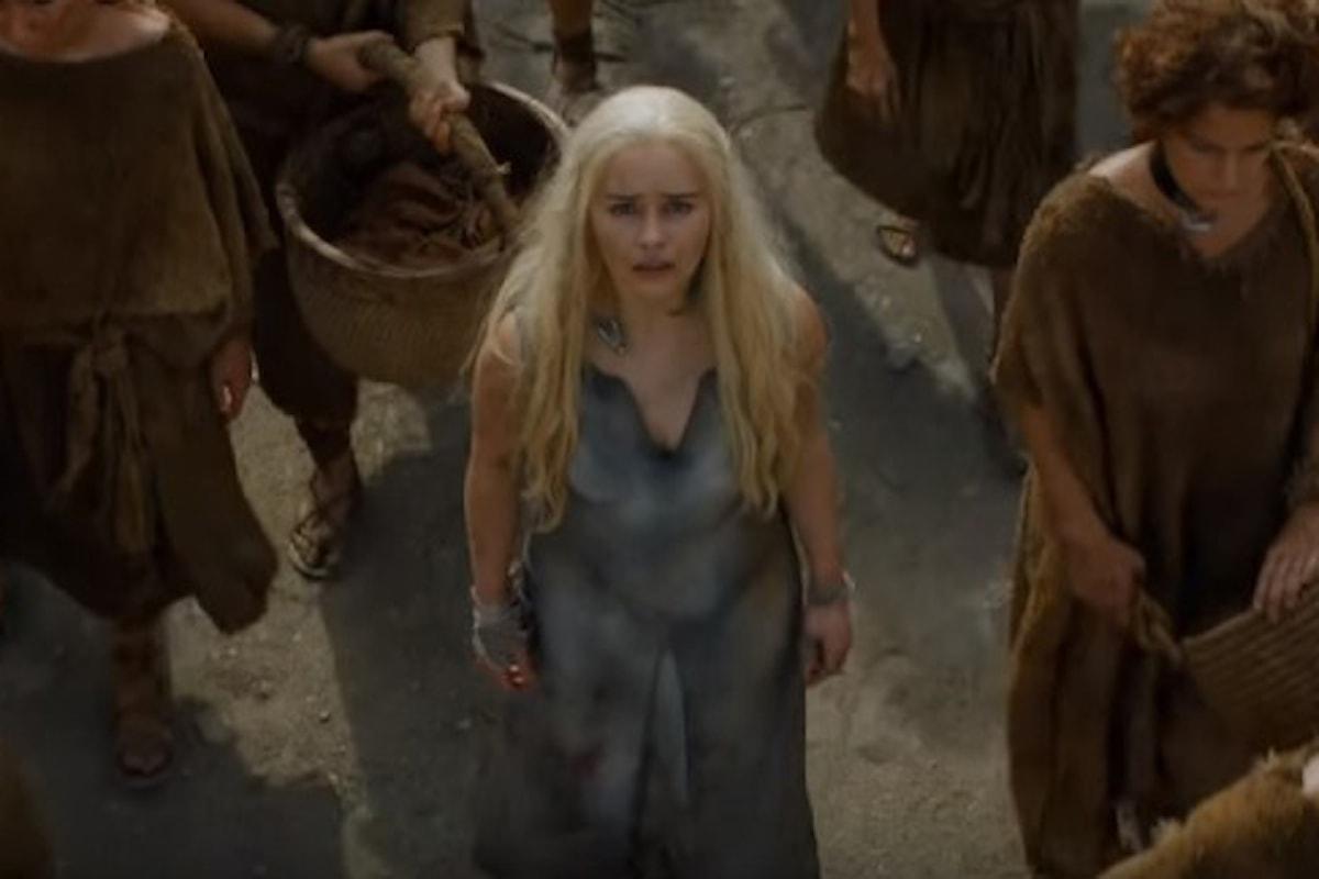 Jon Snow morto nel trailer della sesta stagione di Game of Thrones