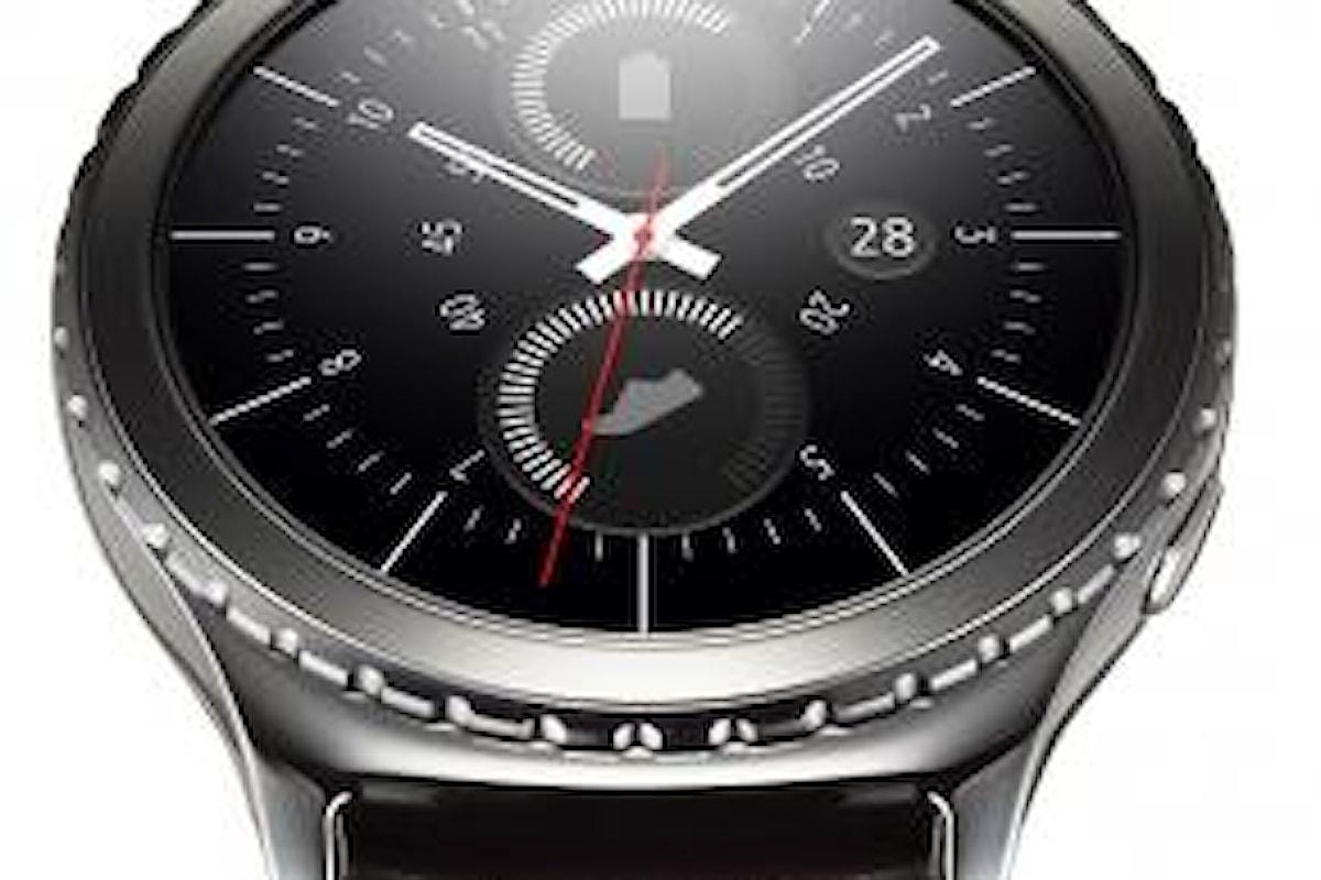 Samsung Gear S2 presto compatibile con iPhone: finalmente in arrivo Gear Manager per Apple?