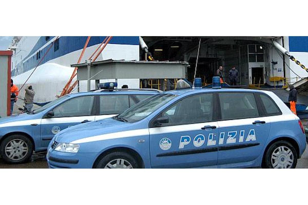 Riciclaggio auto: controlli e sequestri al porto di Salerno