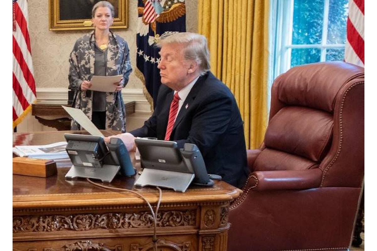 Trump non cede sul muro e lo shutdown prosegue