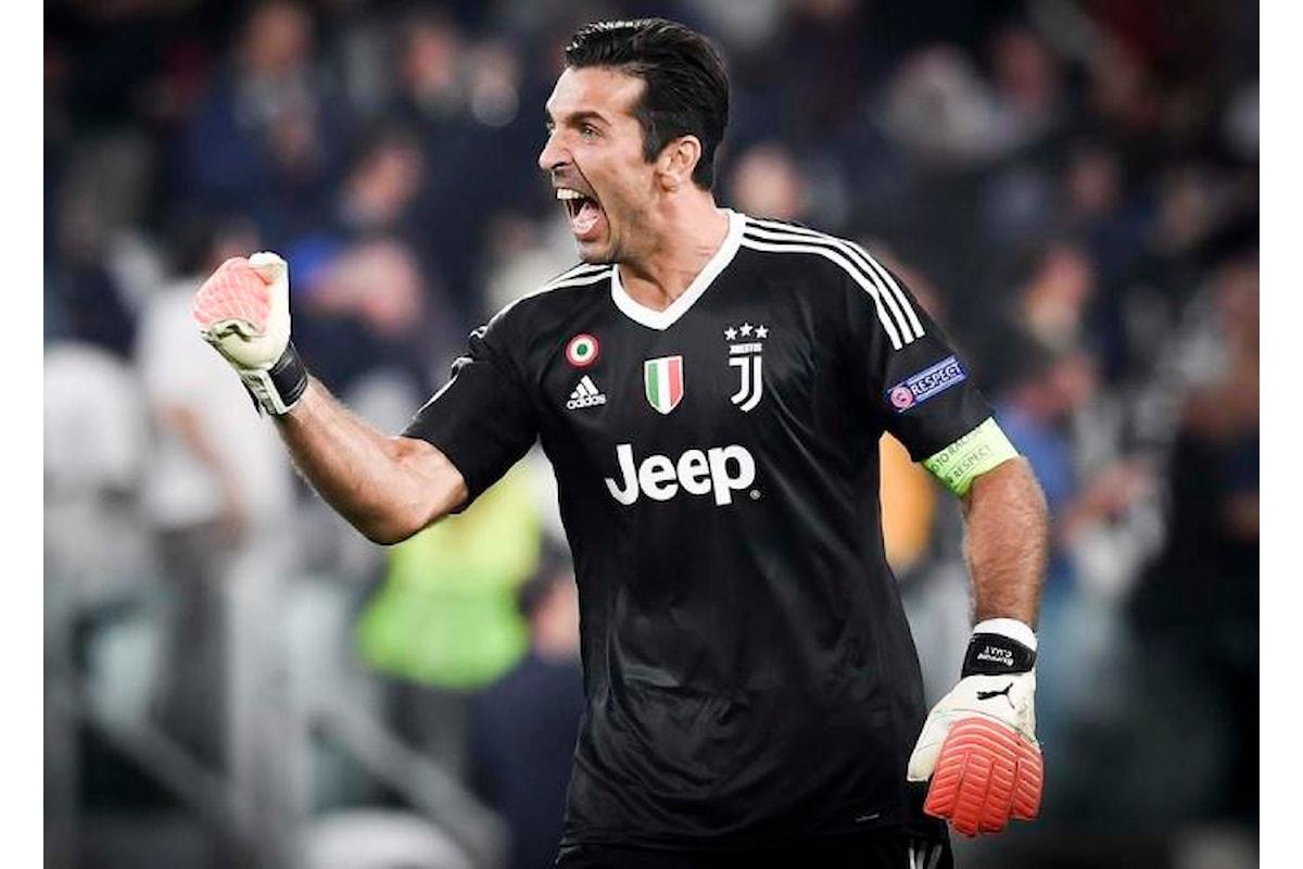 Juventus, bye bye Buffon