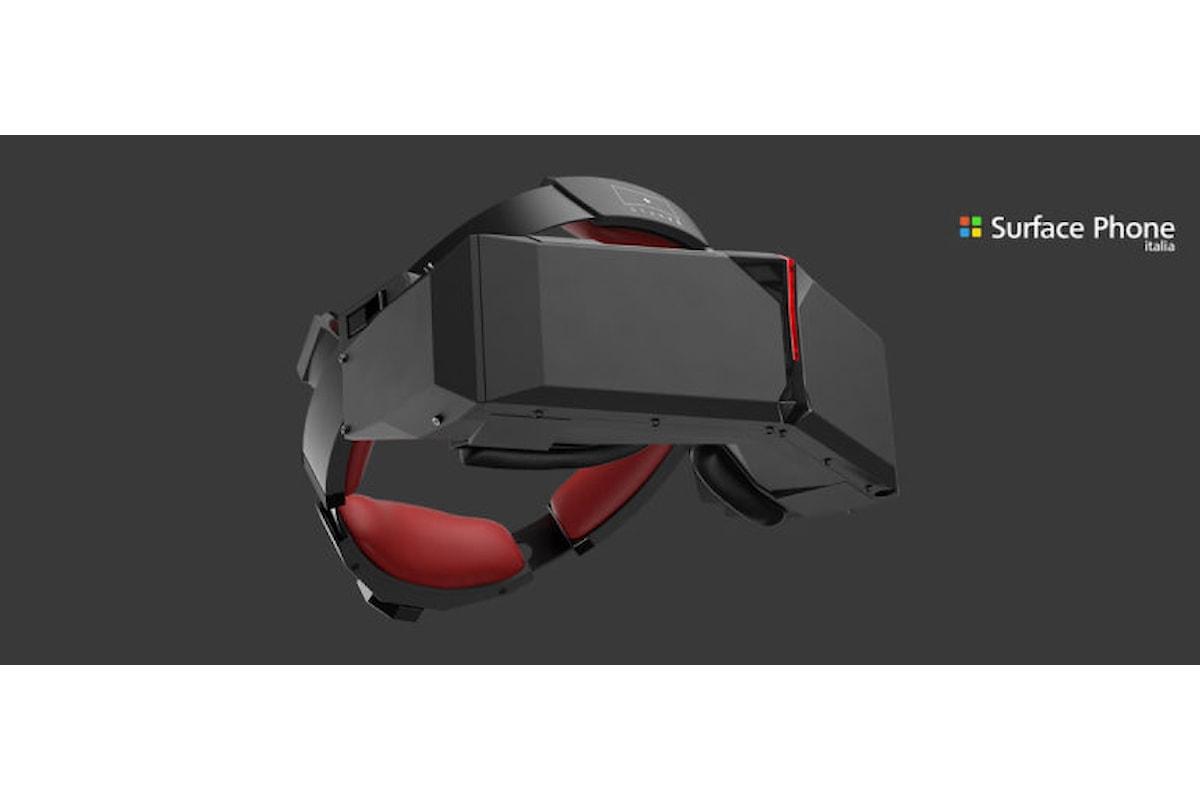 Acer e Starbreeze danno vita ad un nuovo visore per la realtà virtuale | Surface Phone Italia