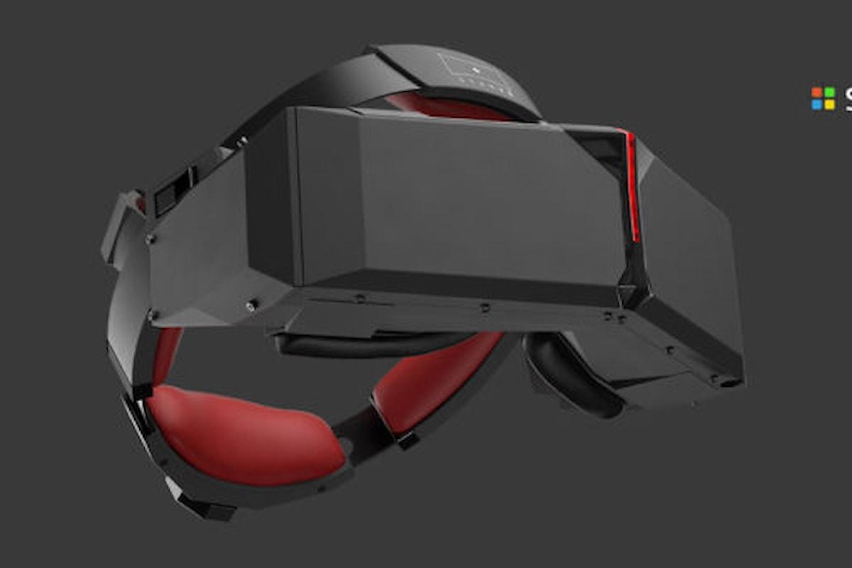 Acer e Starbreeze danno vita ad un nuovo visore per la realtà virtuale   Surface Phone Italia