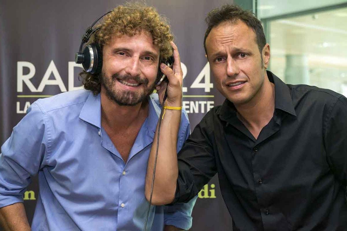 Su Radio 24 il nuovo programma I Fuori Posto