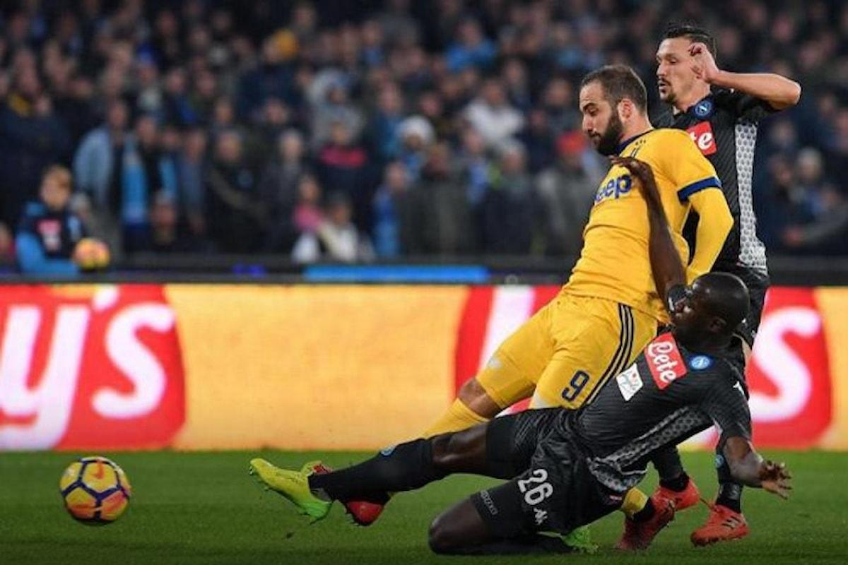 Dalle formazioni di Napoli e Juventus il perché la Nazionale non si sia qualificata ai Mondiali in Russia