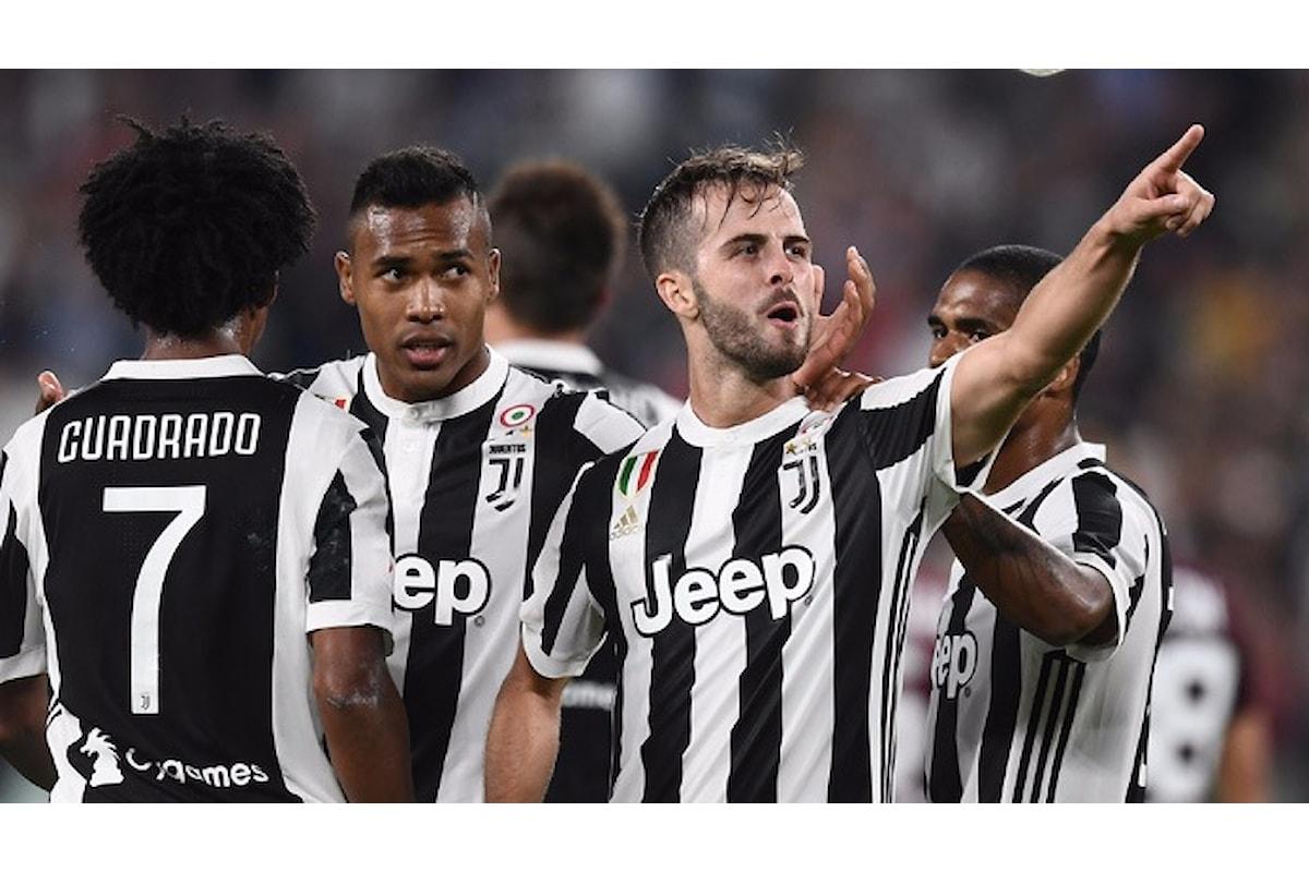 Probabili formazioni Juventus-Sporting Lisbona