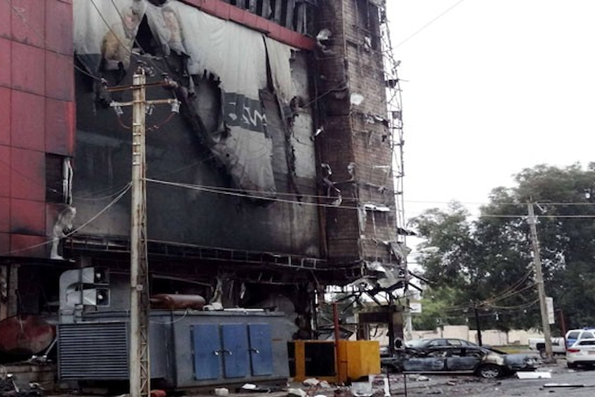 Bagdad: Uomini armati assaltano un centro commerciale. 10 i morti