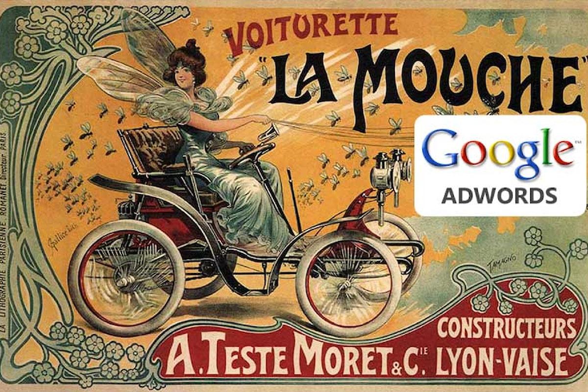 Il volantino contro Google Adwords: una battaglia vinta in partenza!